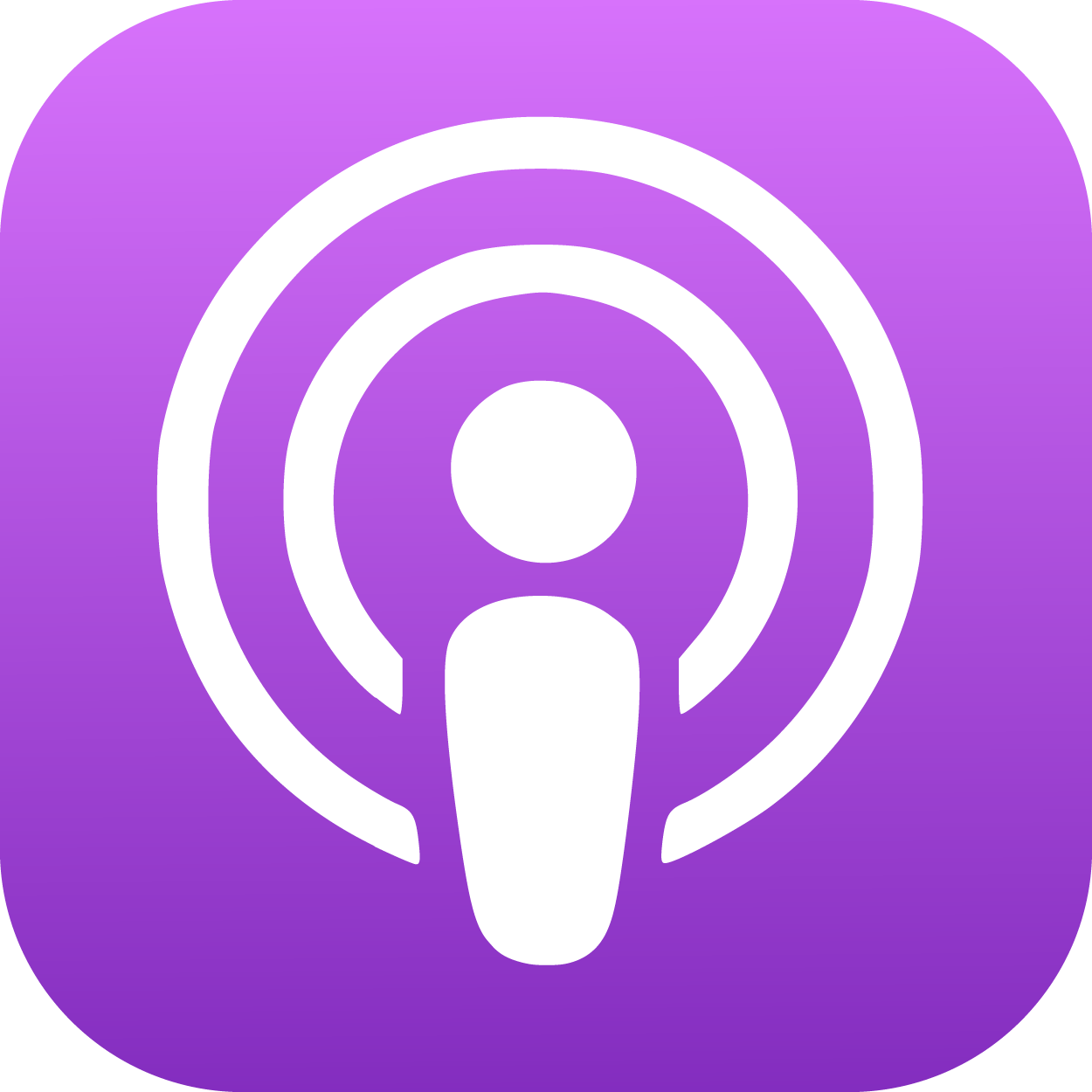 Listen to the podcast on Apple Podcasts